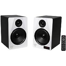 "Rockville HTS8W Dual 8"" Home Theater System w/Bluetooth/FM/USB/SD/RCA+Mic Inputs"