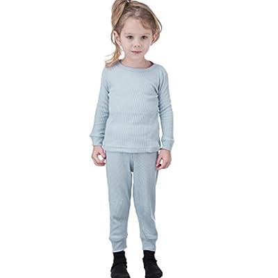 Zero Degree Infant-Girl Thermal Underwear Set