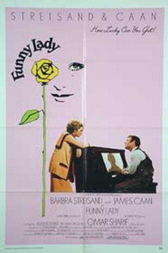 Funny Lady Barbra Streisand James Caan Original Movie Poster
