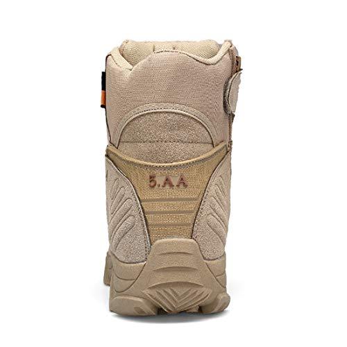 Fkmi Zapatillas Unisex Sandfarbe Adulto Altas PYnP1xRr