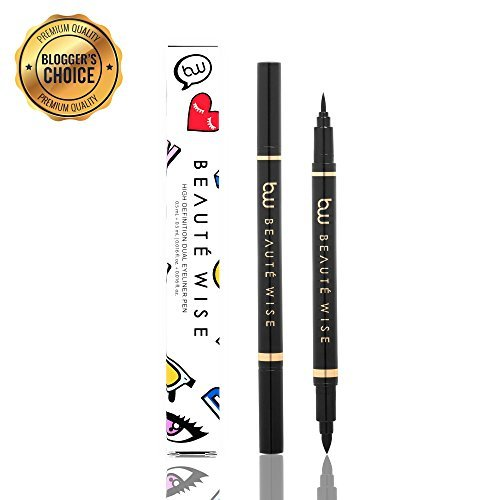 Price comparison product image BW BEAUTÉ WISE WATERPROOF HIGH DEFINITION DUAL EYELINER PEN