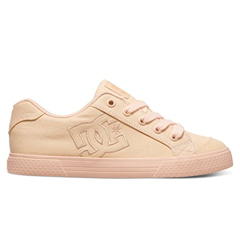 DC Shoes CHELSEA TX J SHOE PCR, WOMAN, Color: PEACH CREAM, Size: 36 EU (5 US / 3 UK)
