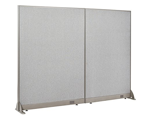 GOF Office Freestanding Partition (84W x 72H) (Freestanding Partitions Office)