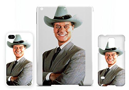 Dallas JR Ewing iPhone 6 / 6S cellulaire cas coque de téléphone cas, couverture de téléphone portable