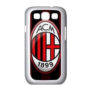 AC Milan Samsung Galaxy S3 9300 Cell Phone Case White 05Go-407227