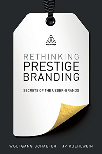 Rethinking Prestige Branding: Secrets of the Ueber-Brands by Wolfgang Schaefer (3-May-2015) Paperback