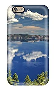AnnaSanders Case Cover For iphone 6 plusd 5.5 - Retailer Packaging Crater Lake Oregon Protective Case