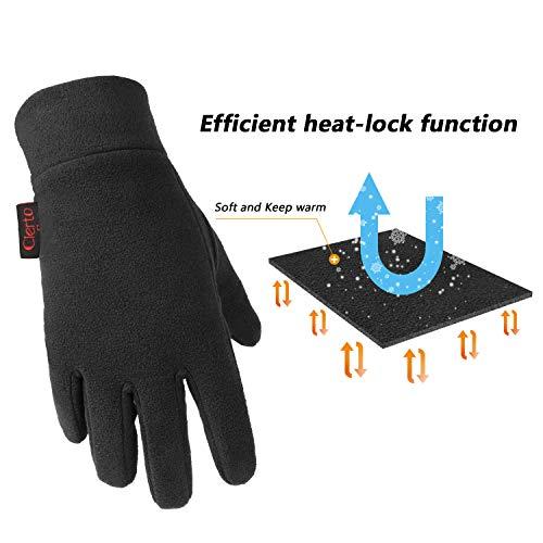 Buy gloves for below zero temperatures