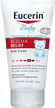 Eucerin Baby Eczema 5.0 Ounce Relief Body Creme