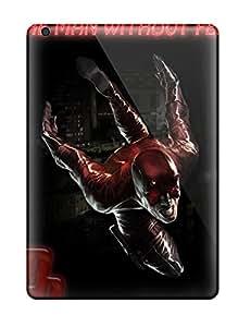 AxDCueX7572tXdqr Daredevil Fashion Tpu Air Case Cover For Ipad
