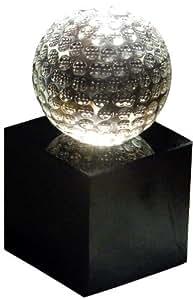 Longridge CR06BT - Trofeo de pelota de golf de cristal