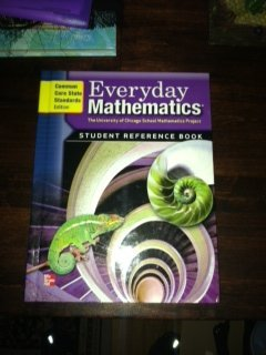 Everyday Math Student Reference Book, Grade 6