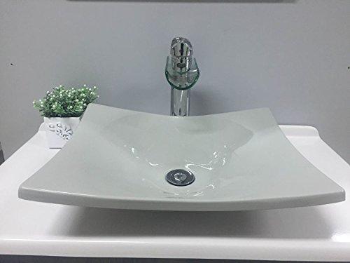 Cuba Pia De Apoio Para Banheiro Toleato Bari 43 Cm Marmorite Cinza / Grey