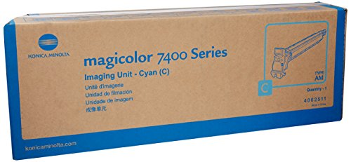 Imaging Unit Cyanunit 120V (Approx. 30,000 Prints with 5% Coverage)
