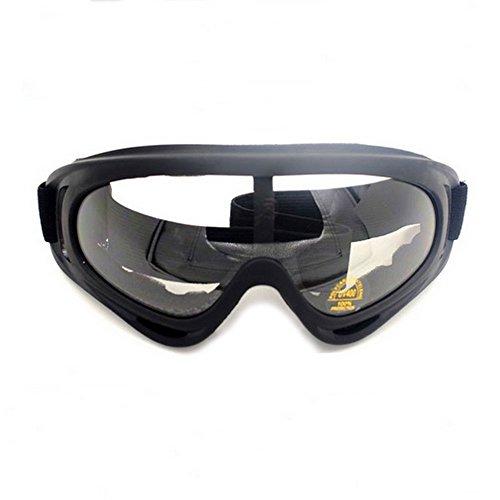 Angogo Ski Goggles Ski Snowboard Skate Goggles Adjustable UV Protective Motorcycle Goggles Outdo ...