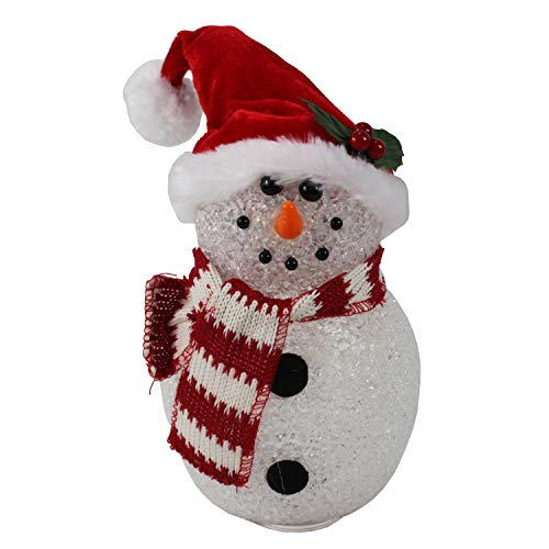 Dazzling Deals Merry Brite Light Up Snowman