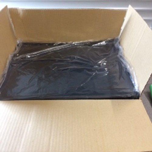 Black Bin Liners box of Approx. 200 Rhino Extra Tough Heavy Duty 18x29x39 REDDIPAK