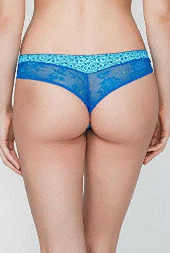 infinity lingerie - Tangas - para mujer Tanga Hellblau Blau