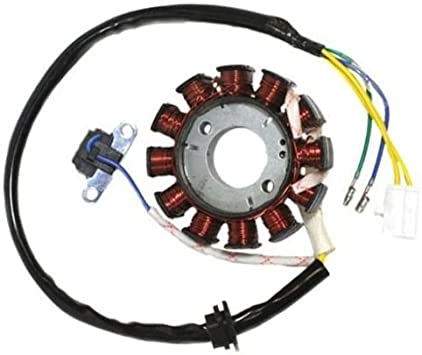DC GY6 12 Coil Stator