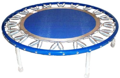 Needak Rebounder – R20 Non-Folding Soft Bounce Platinum Blue Edition