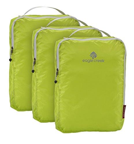 Eagle Creek Pack-It Specter Full Cube Set, Strobe Green, Set of 3 (M)