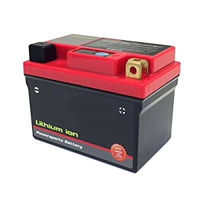 YTZ7S Lithium Ion Sealed Battery 12V 150 CCA Replaces: CTZ7S GTZ7S PTZ7S FAYTZ7S M727ZS and others (MMG#3)