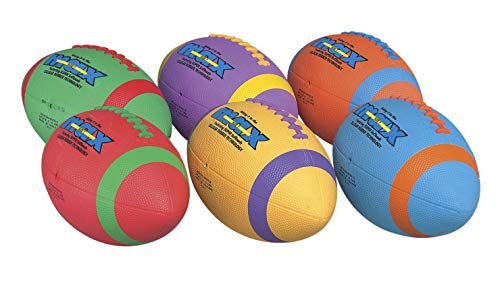Sportime SportimeMax balones de fútbol # 7 intermedio - juego de 6 ...