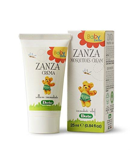 Baby Derbe Mosquito Cream (Zanza), 2.54 Fluid Ounce