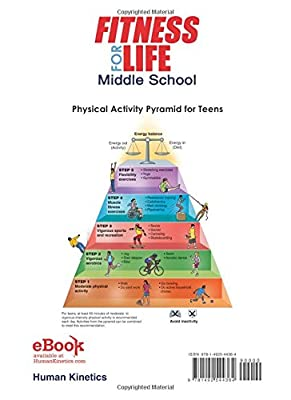 Fitness for Life: Middle School-2nd Edition