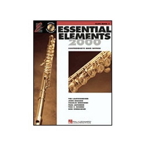 Essential Elements 2000, Book 2 - Flute