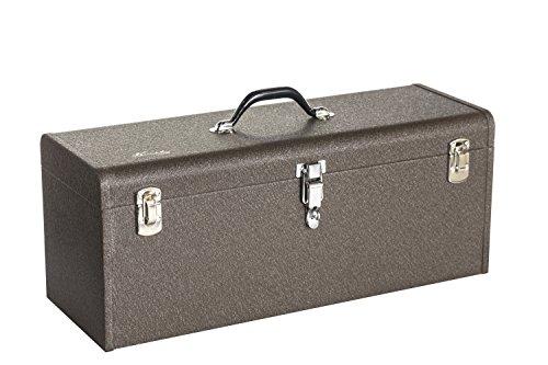 Kennedy Manufacturing K24B 24'' All-Purpose Tool Box, 24'', Brown Wrinkle by Kennedy Manufacturing