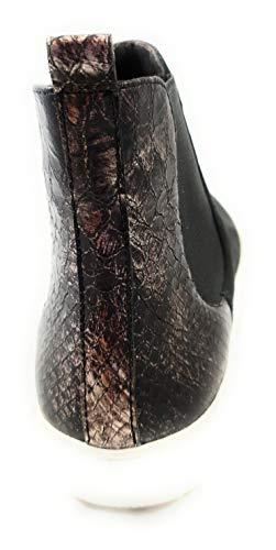 Zanon Femme Chelsea Elvio Boots C4401X PqxwY