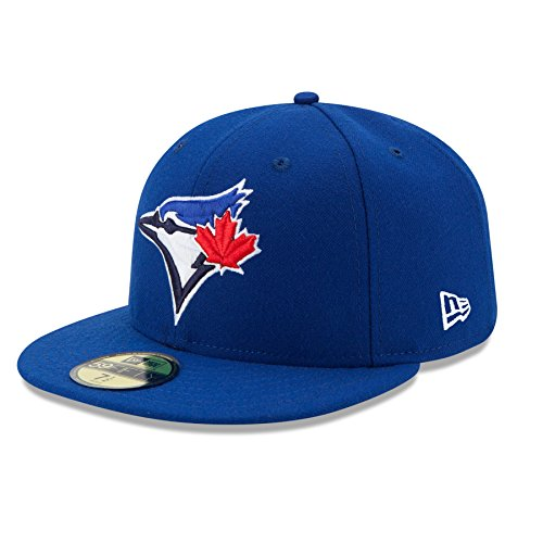 New Era 59FIFTY Toronto Blue Jays MLB 2017 Authentic Collection On Field Game Fitted Cap – DiZiSports Store