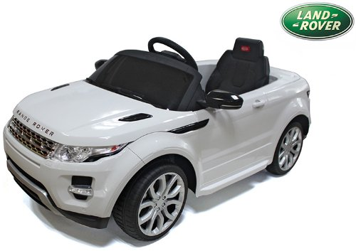 pink range rover power wheel - 5