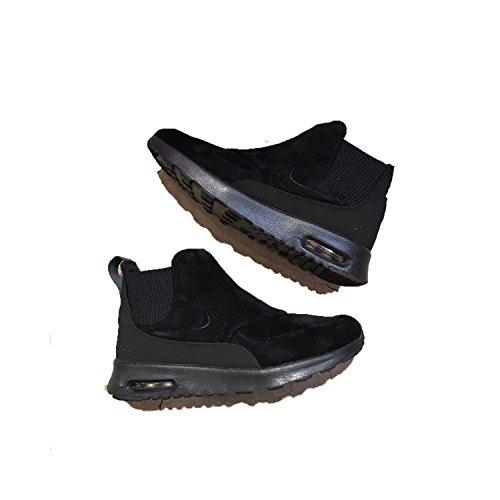 Chaussures de noir 400 Sport Nike 859550 Femme qEnfPwT7R