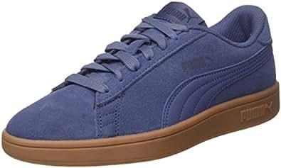 Puma Smash V2 Zapatillas Unisex Adulto, Azul (Blue Indigo-Blue Indigo), 36 EU