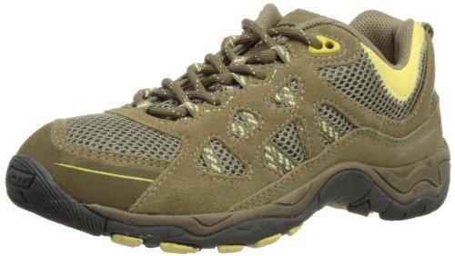 Hi-Tec Women's Total Terrain Aero Womens Hiking Shoe Brown - Braun/Clay/Lt. Taupe/Custard