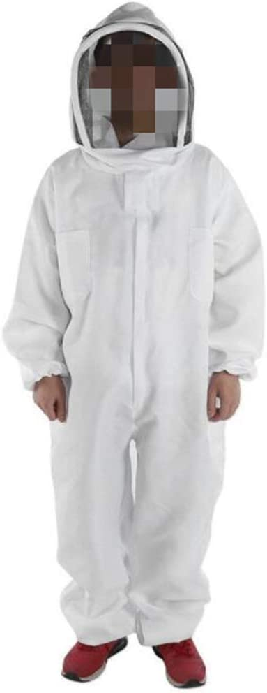 Child Beekeeping Suit Clothing Anti-Bee Jacket Jumpsuit Farm Visitor Protection