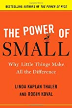 The Power of Small: Why Little Things Make All the Difference