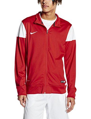 Nike Sideline Jacket (Nike Mens Academy 14 Sideline Jacket Small University Red)