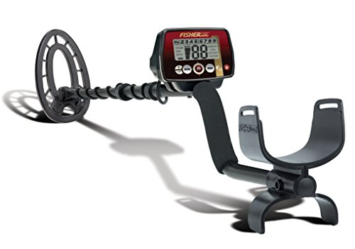 Fisher F22 Weatherproof Metal Detector Review