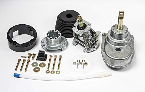 (SeaStar SHT91526 Mechanical Tilt Steering Dash Module Kit )