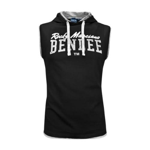 Benlee - 195004 - Maillot à capuche sans manches - Homme