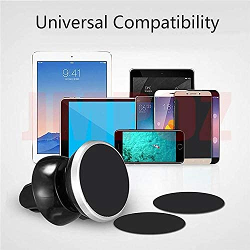 Magnetic Car Air Vent Mount Newest Version Strong 360 Degree Rotation Phone Mount Car Phone Mount Universal Cell Phone Holder Vent Phone Holder Car Vent Mount for Any Smart Phone