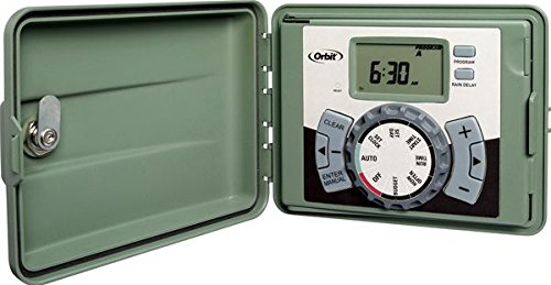 Orbit 9 Station indoor or Outdoor Irrigation Controller, Tri-Lingual For Sale