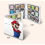 クラブニンテンドー DSカードケース18 マリオ&ルイージ絵柄