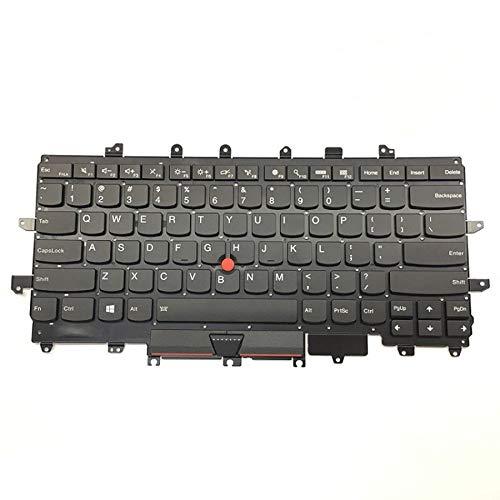 Nbparts New US Backlit Keyboard for Lenovo SN20K74746 00PA698 by nbparts