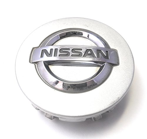 16 17 18 Inch OEM 2004 2005 2006 2007 Nissan Armada Titan Pathfinder Frontier Xterra Factory Original Wheel Rim Silver Painted Cover Center Cap Hubcap Mfg P/n: 40342-EA210 2.75