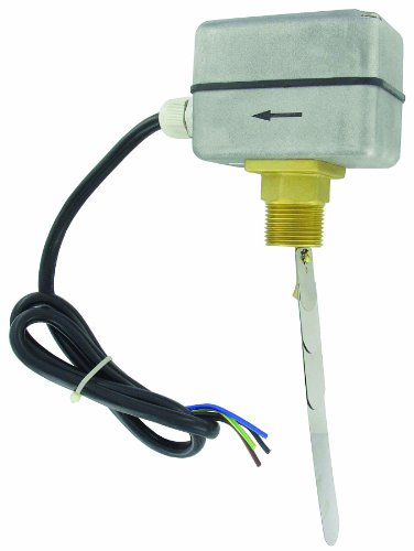 Dwyer WE Anderson Series FS-2 Vane Flow Switch, Paddle, 1'' Male NPT, 145 psig Max. Pressure by Dwyer