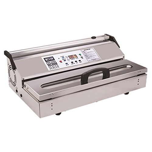 Weston 65-0901-w Pro-3500 Commercial Grade Vacuum Sealer, 15″ bar, Stainless Steel